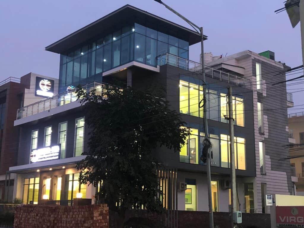 GIOSTAR Chandigarh Office - 1