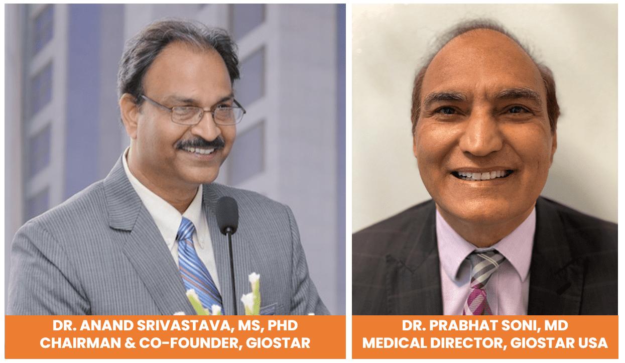 Dr. Anand Srivastava, PhD | Dr. Prabhat Soni, MD
