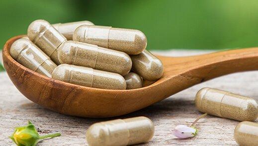Ayurvedic Medicine Capsules