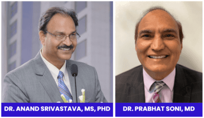Dr. Anand Srivastava | Dr. Prabhat Soni | GIOSTAR