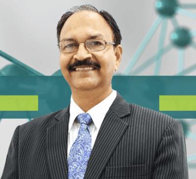 Dr. Anand Srivastava | Chairman | GIOSTAR