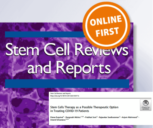 GIOSTAR | Potential Benefits of Stem Cells on COVID-19