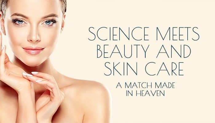 Science metts beauty banner